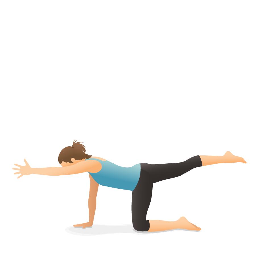 Yoga Pose Balancing Table   Pocket Yoga