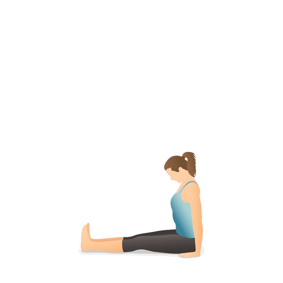 Yoga Pose: Staff | Pocket Yoga